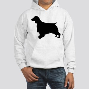 Welsh Springer Spaniel Hooded Sweatshirt