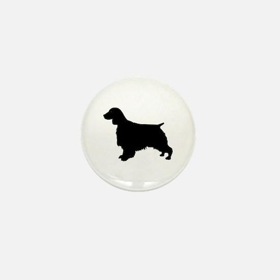Welsh Springer Spaniel Mini Button