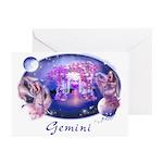 Gemini Greeting Cards (Pk of 10)