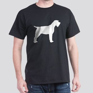 Wirehaired Pointing Griffon Black T-Shirt