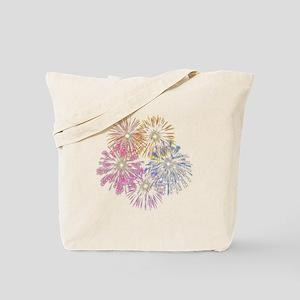 Fireworks Tote Bag