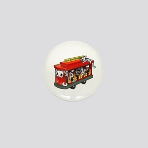 Sugar Glider Neighborhood Mini Button