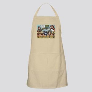 Fun at the Diner BBQ Apron