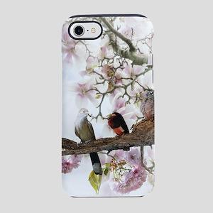 Tropical Birds iPhone 7 Tough Case