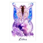 Libra Postcards (Package of 8)