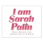 Real Women for Palin 2012 Small Poster