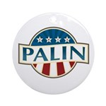 Palin 2012 Ornament (Round)
