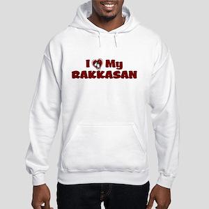 I Love My RAKKASAN Hooded Sweatshirt