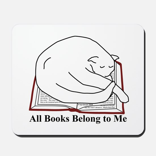 All books... Mousepad