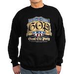 GOP Grand Old Party Sweatshirt (dark)