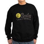 Smile if youre a Republican Sweatshirt (dark)