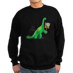 Bring Back Global Warming Sweatshirt (dark)
