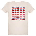 Republican Rally Organic Kids T-Shirt