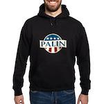 Palin 2012 Hoodie (dark)