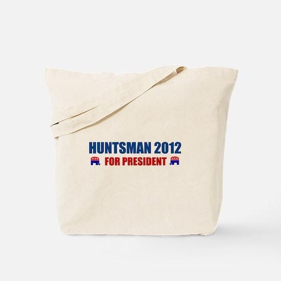 Cute Jon huntsman Tote Bag