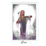 Leo Postcards (Package of 8)