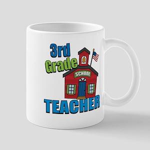 3rd Grade Teacher Mug