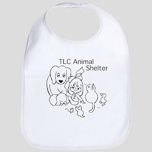 TLC Retro Logo Bib