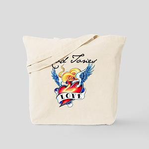 Rod Jones #1 Tote Bag
