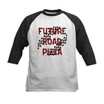 Future Road Pizza Kids Baseball Jersey