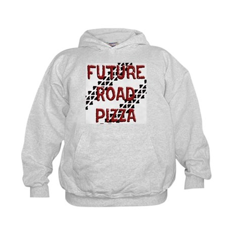 Future Road Pizza Kids Hoodie