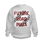 Future Road Pizza Kids Sweatshirt