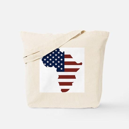 African-American Tote Bag