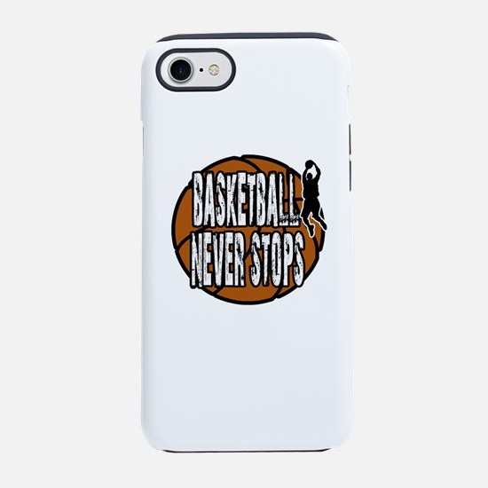 Basketball iPhone 7 Tough Case