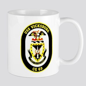 USS Navy Ship Mug