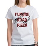 Future Road Pizza Women's T-Shirt