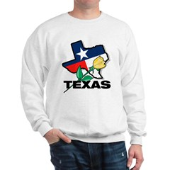 Texas Rose Sweatshirt