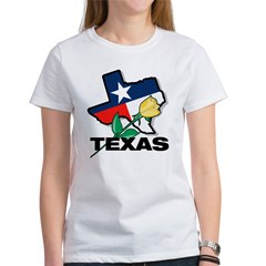 Texas Rose Women's T-Shirt