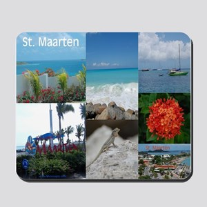 Sint Maarten - St. Martin Photo Mousepad