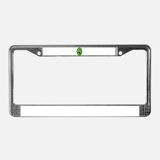 USS Topeka SSN-754 Navy Ship License Plate Frame