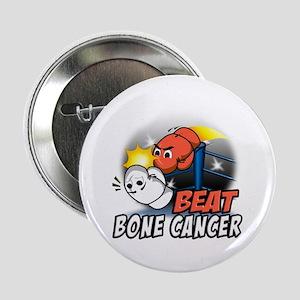 "Beat Bone Cancer 2.25"" Button"