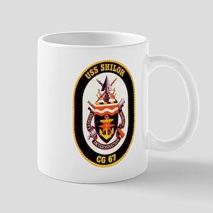 USS Shiloh CG-67 Navy Ship Mug