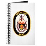 USS Shiloh CG-67 Navy Ship Journal