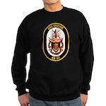 USS Shiloh CG-67 Navy Ship Sweatshirt (dark)