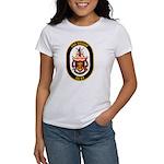USS Shiloh CG-67 Navy Ship Women's T-Shirt
