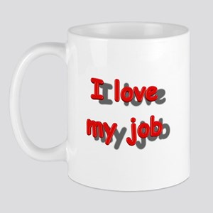 """""""I'd rather be at the course."""" Coffee Mug"""