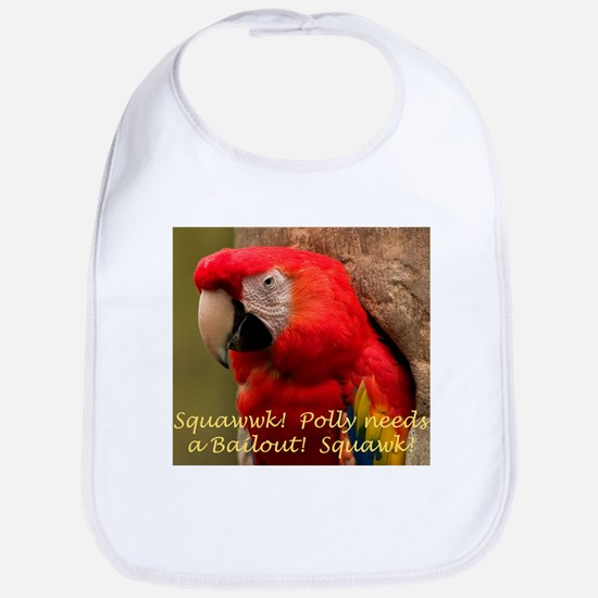 Polly Needs a Bailout! Bib