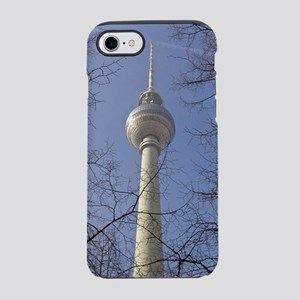 Berlin, TV Tower iPhone 7 Tough Case
