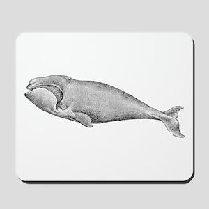 Sperm Whale Mousepad