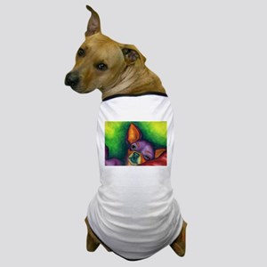 Lazy Chihuahua Dog T-Shirt