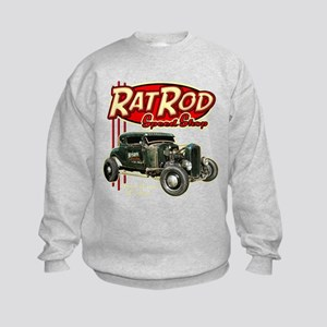 Rat Rod Speed Shop Sweatshirt
