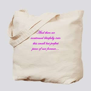 Our Forever Tote Bag