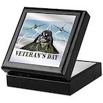 Veterans Day Keepsake Box