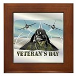 Veterans Day Framed Tile