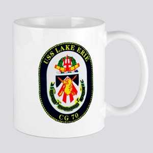 USS Lake Erie CG 70 Navy Ship Mug