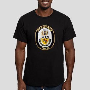 USS Kauffman FFG-59 Navy Ship Men's Fitted T-Shirt